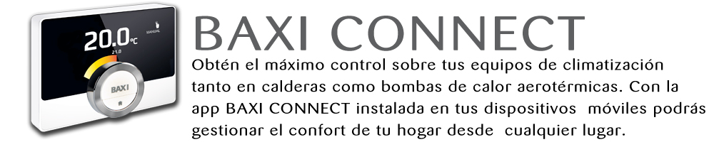 Baxi Connect